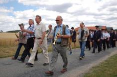 Oslavy 55 let založení SDH Kojatín