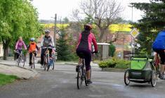 Cykloturistický výlet na kolech Na-Bu-Ko