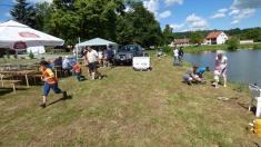 Rybářské závody v Zahrádce