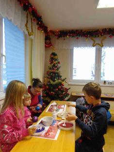 Rozsvícení vánočního stromku v Koněšíně