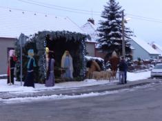 Betlém v obci Koněšín