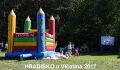 Běh do Hradiska, Vlčatín