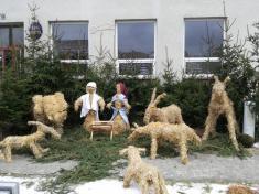 Betlém v obci Vlčatín