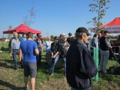 Kamenná - Slavnostní otevření nové vodní nádrže dne 28. 9. 2018