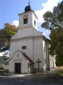 Pyšel - kostel