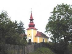 Rohy - kaple