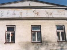 Vladislav - stará hospoda svyobrazením krále Vladislava (kp)