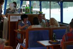 Loď Vysočina 12. 7. 2010