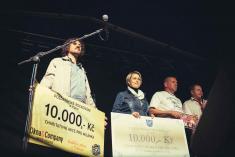 Charitativní akce pro Milánka