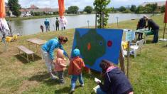 6. Dětský rybářský den v Zahrádce