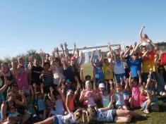 Dětské sportovní odpoledne v Pyšele